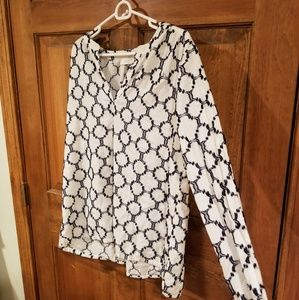 Ann Taylor Loft Softened Shirt